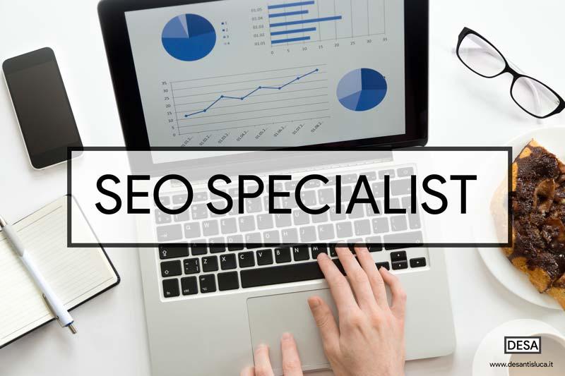SEO specialist Cosenza