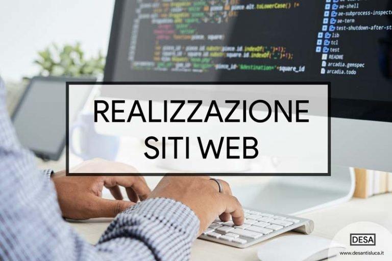 realizzazione-siti-web wordpress webmaster freelance esperto milano | DESA Luca De Santis